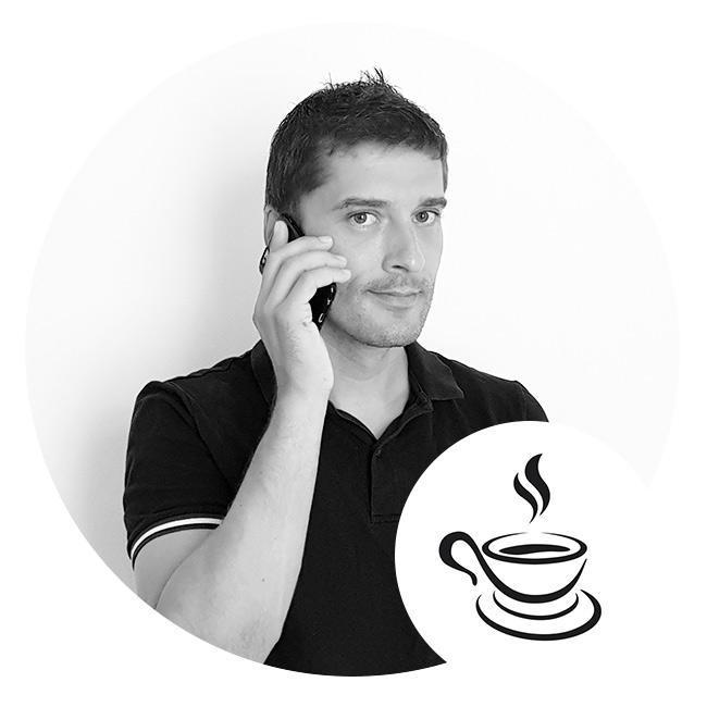 Let's grab a coffee - Martin Tutko