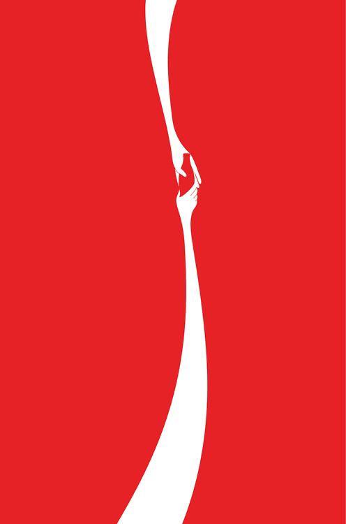 Coca Cola Ying Yang