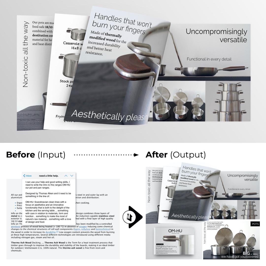 Content Strategy - Copywriting - Martin Tutko