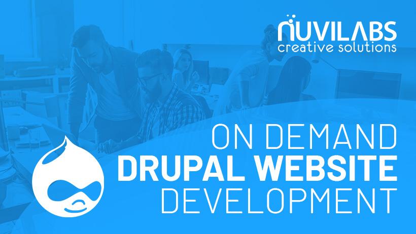 Drupal Website Development Australia - Nuvilabs - Martin Tutko